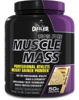 CUTLER 100% Pure Muscle Mass 2625g