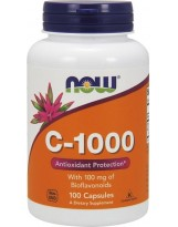 NOW Foods Vitamin C-1000 - 100 kaps.
