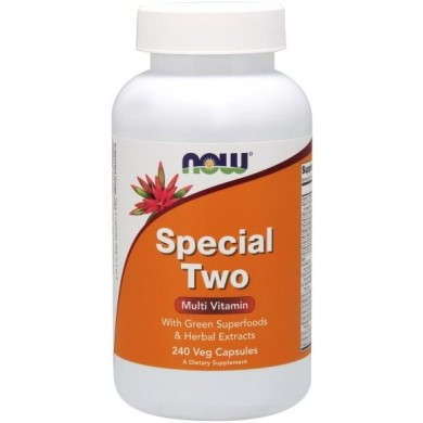 NOW FOODS Special Two 240 kaps.