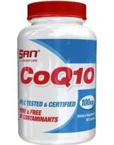SAN Koenzym Q10 100 mg 60 kaps.