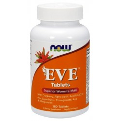 NOW FOODS EVE Women's Multiple Vitamin 180 tabl.