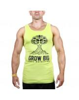 "TREC WEAR Top Tank 008 ""GROW BIG"""