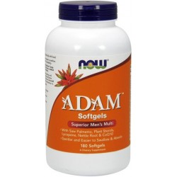 NOW Foods Adam 180 gels.