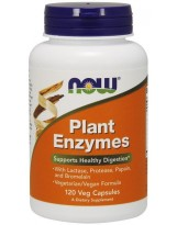 NOW Foods Plant Enzymes - 120 vcaps