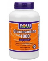 NOW Foods Glucosamine 1000 mg - 180 tablets