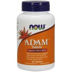 NOW Foods Adam 60 tabl.