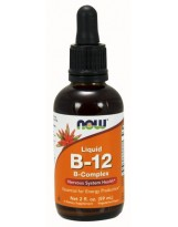 NOW Foods B-12 Liquid Complex 59 ml