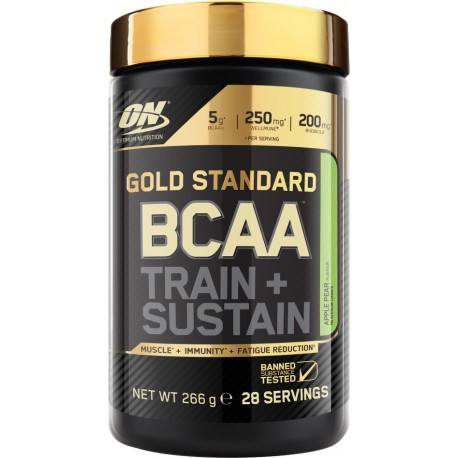 OPTIMUM GOLD Standard BCAA 266 g