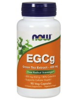 NOW Foods EGCG Green Tea 400mg 90 weg.kaps.