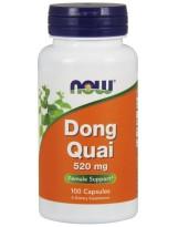 NOW Foods Dong Quai 520mg - 100 kaps.