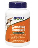 NOW Foods Candida Support- 90 kaps.
