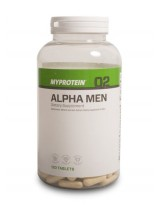 MYPROTEIN Alpha Men multiwitamina 120 tabl.