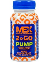 MEX 2GO PUMP shot 70 ml