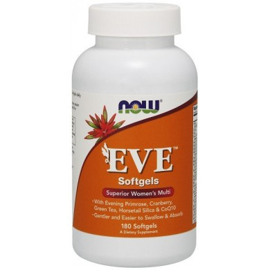 NOW FOODS EVE 180 kaps.