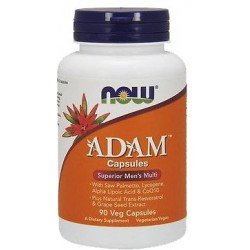 NOW Foods Adam 90 kaps.