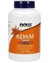 NOW Foods Adam 90 tabl.