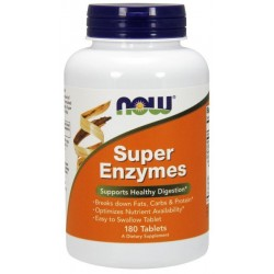 NOW Foods Super Enzymes 180 tabl.