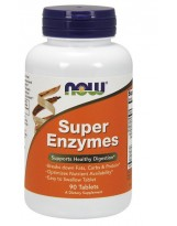 NOW Foods Super Enzymes 90 tabl.