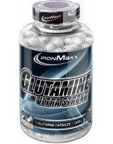 IRONMAXX Glutamina Ultra Strong 150 kaps.