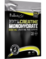 BIOTECH Creatine Monohydrate 500g Bag