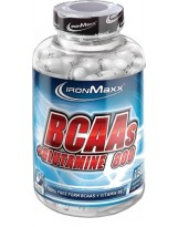 IRONMAXX BCAAs+Glutamin 800 130 kaps.