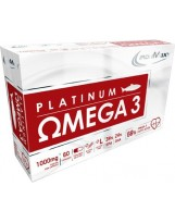 IRONMAXX Platinum Omega 3 1000 mg 60 kaps.