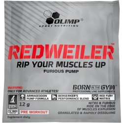 OLIMP Redweiler 12 g saszetka