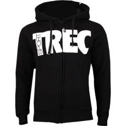 TREC WEAR Hoodie ZIP 005 Black