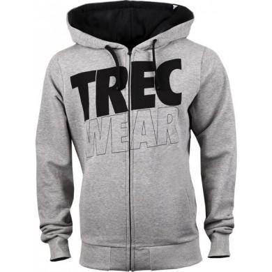 TREC WEAR Hoodie ZIP 006 melange