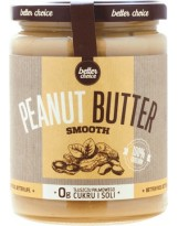 TREC BETTER CHOICE Peanut butter 350 g