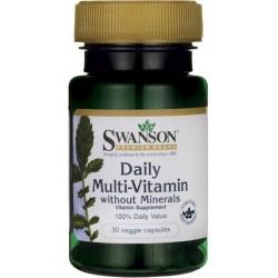 SWANSON Daily Multi Vitamin 30 kaps.