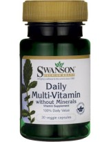 SWANSON Daily Multi Vitamin 30 kaps.