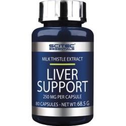 SCITEC Liver Support 80 kaps.