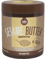 TREC BETTER CHOICE Sesame butter smooth 450 g czekolada