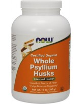 NOW FOODS Psyllium Husk 340 grams