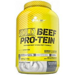 OLIMP Gold Beef Protein 1.8 kg