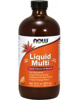 NOW Foods Liquid Multi 473 ml