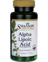 SWANSON ALA 100 mg 120 kaps.