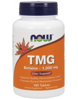 NOW FOODS TMG 1000 mg 100 tabl.