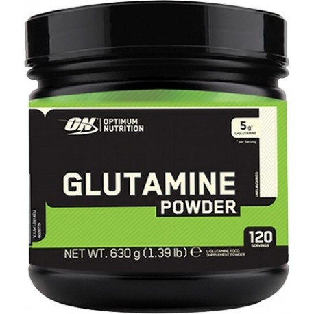 OPTIMUM Glutamina 630g
