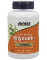 NOW FOODS Sylimarin 300 mg 200 kaps.