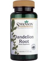 SWANSON Dandelion Root 60 kaps.