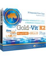 OLIMP Gold Vit D3 + K2 30 kaps.