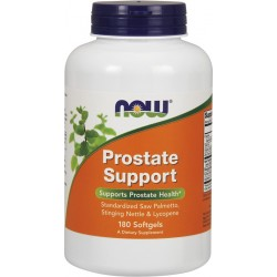 NOW FOODS Prostate Support 180 caps.