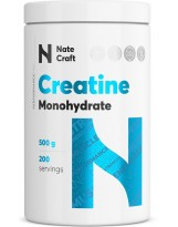 Nate Craft Creatine Monohydrate 500g