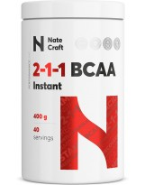 Nate Craft BCAA 2-1-1 400g