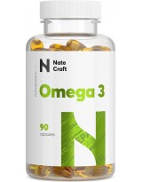 Nate Craft Omega 3 90 kaps.