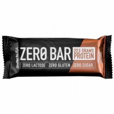 BIOTECH Zero Bar 50g czekolada