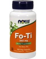NOW FOODS Fo-Ti 560mg 100 kaps.