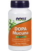 NOW FOODS DOPA Mucuna 90 caps.